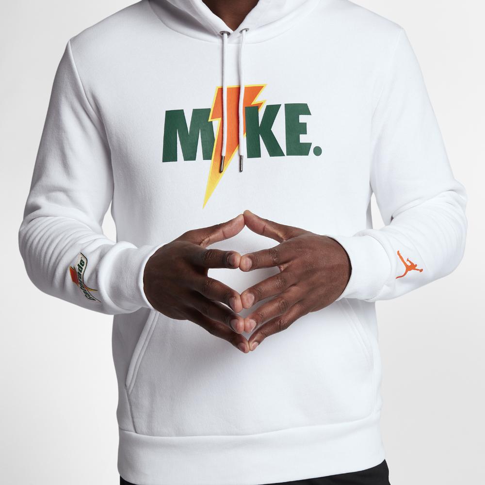 381a72b4bf667d Jordan Sportswear Like Mike Fleece Men s Hoodie