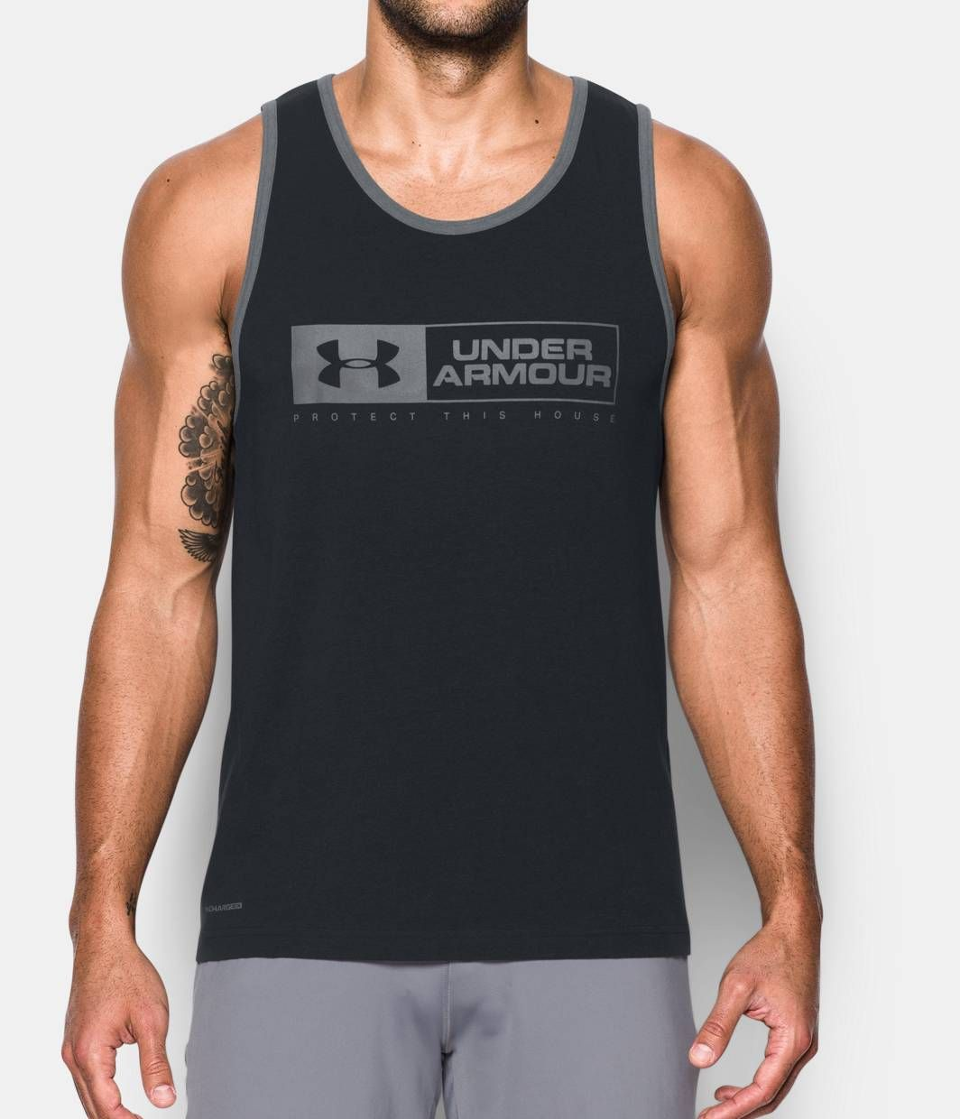 e32cc3d8e82 Men's UA Left Lockup Tank | Under Armour US | all I want for ...