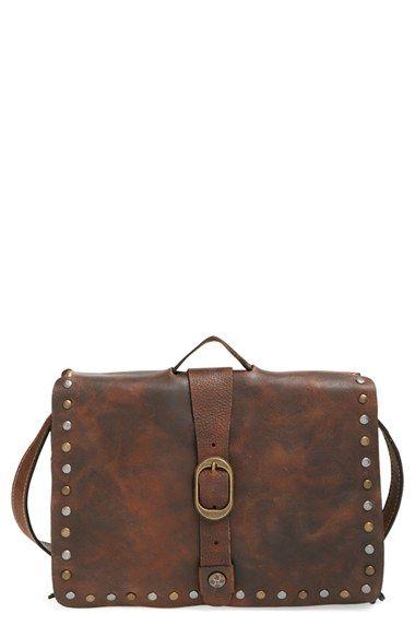 500f67f2bcb1 Patricia Nash  Mantova  Studded Leather Crossbody Bag available at   Nordstrom