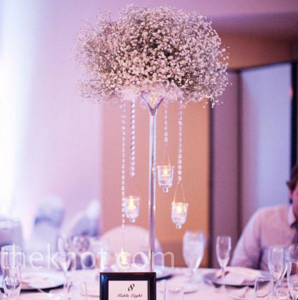 Centros de mesa para una boda de invierno Bodas de invierno, Boda