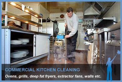 RESTAURANT KITCHEN CLEANING . Less-than-satisfactory restaurant ...