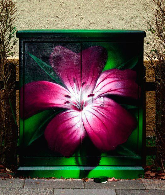 Street Art #StreetArt #Art #Paint #Outdoor