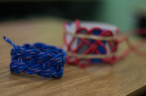 4th Grade Knotwork A Turkish Knot Bracelet Form Drawing