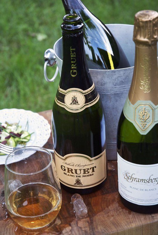 The 7 Best Values in Domestic Sparkling Wine — Wine for All