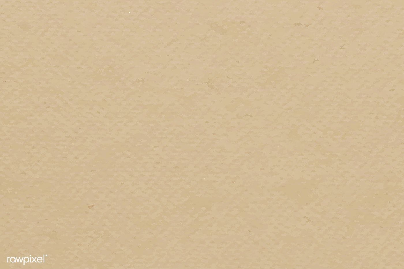 Plain Beige Canvas Paper Textured Background Vector Free Image