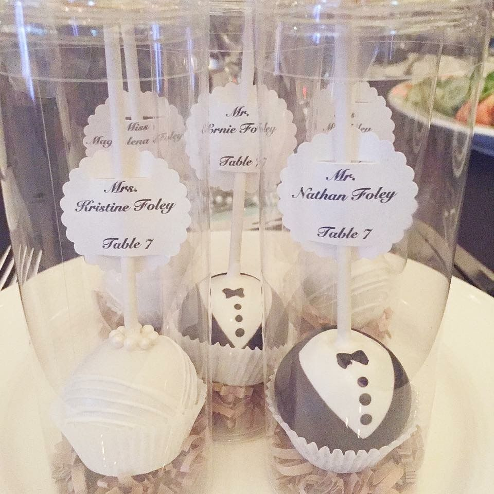 Emejing Cake Pop Wedding Favors Ideas - Styles & Ideas 2018 - sperr.us
