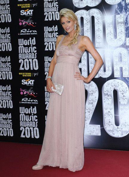 Paris Hilton Evening Dress
