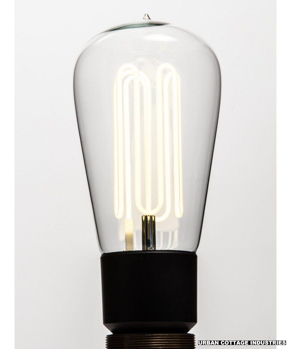 Caret Lamp Eco Filament E27 Low Energy Light Bulbs Filament Bulb Lighting Historic Lighting