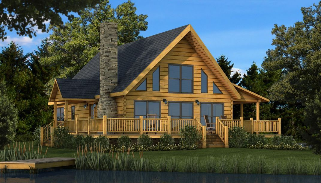 the top 80 choices of cool model home log kit designs of