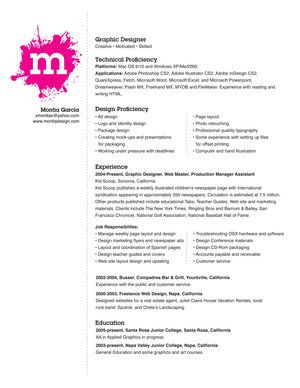 1000+ images about Graphic Design resume on Pinterest ...