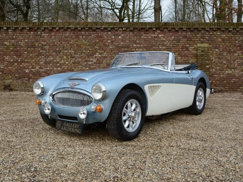 1966 Austin Healey 3000 Mk3 for Sale Classic Cars for