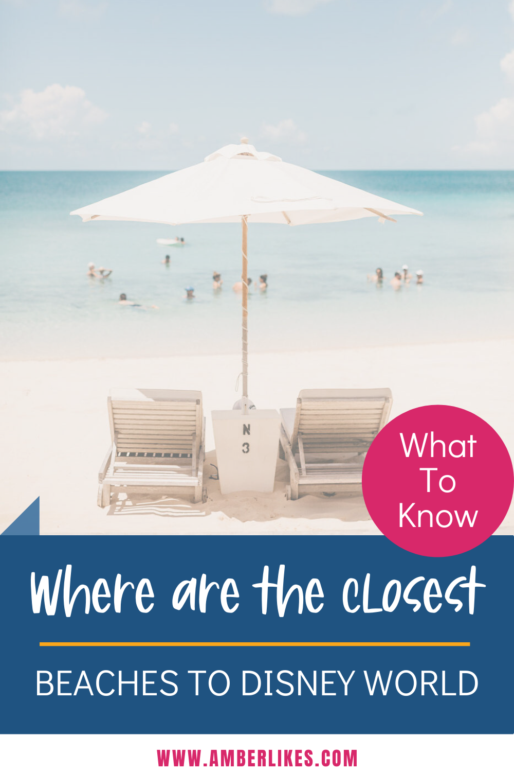What is the closest beach to Disney World? in 2020 ...