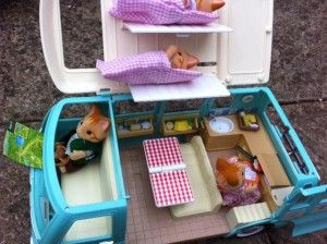 Review: Sylvanian families campervan