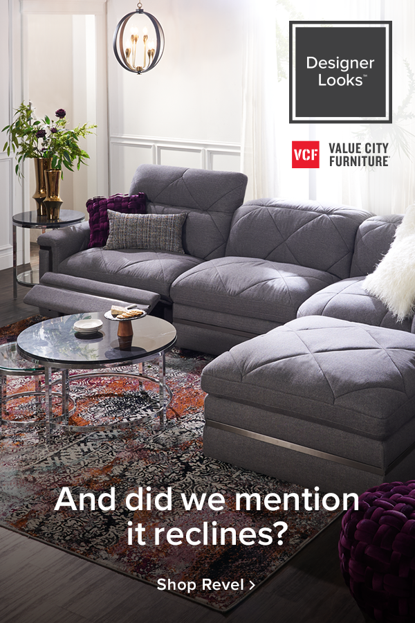 Revel Living Room In 2020 Value City Furniture Furniture City
