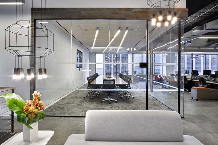 The Bloc Office By Foz Design New York City Retail Blog