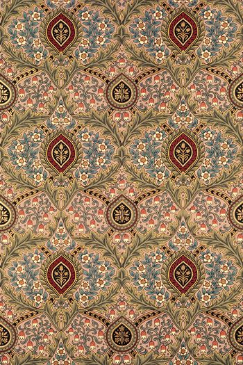 Victorian Home Wallpapers Morris Specialty Line