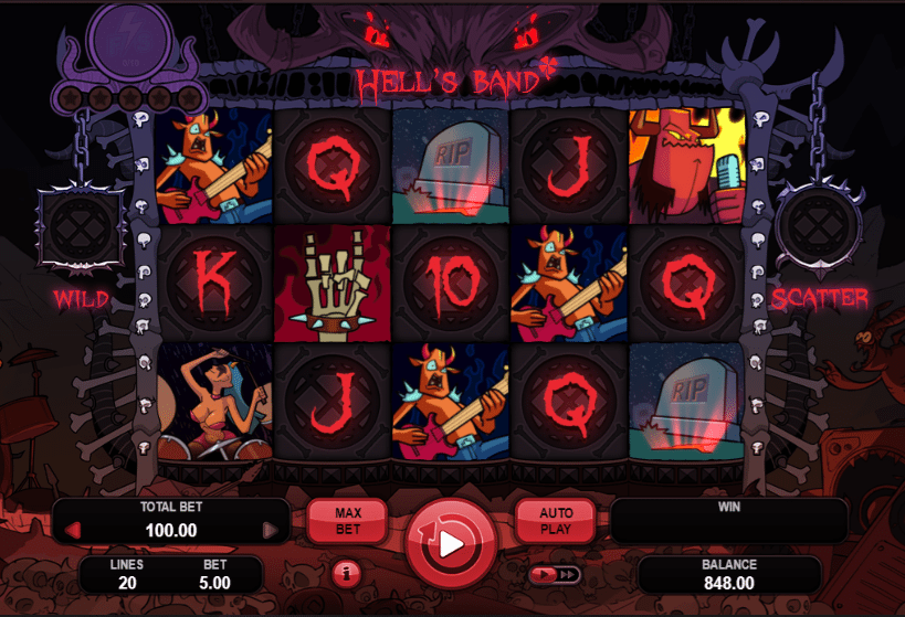 Spiele Evil Genotype - Video Slots Online