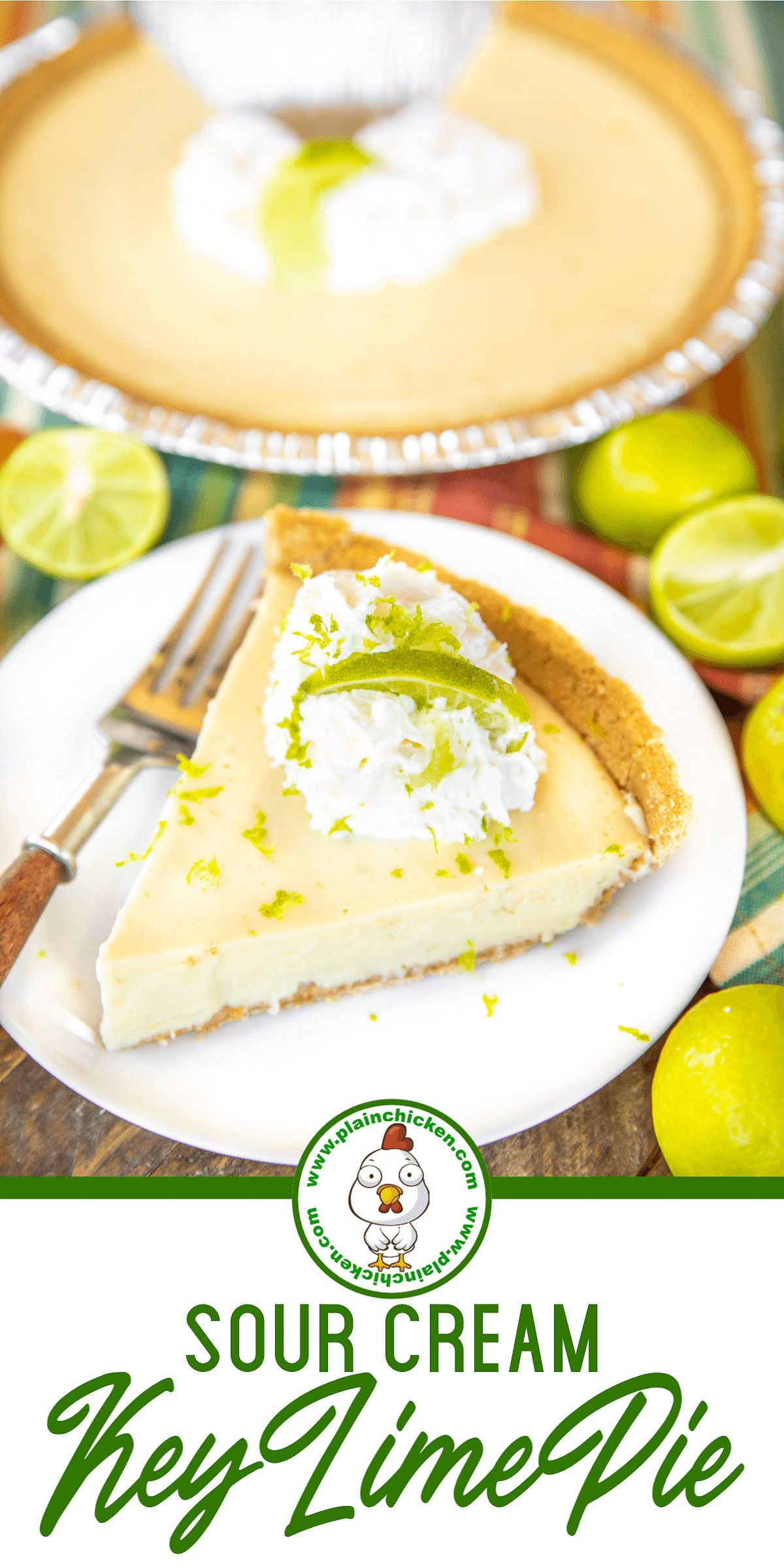 Sour Cream Key Lime Pie In 2020 Lime Recipes Delicious Pies Yummy Pie Recipes