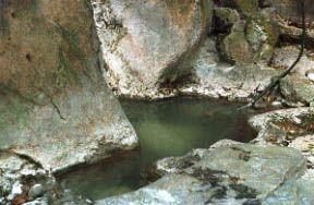 霧島 岩の湯 logbook 秘湯 岩 霧島 露天風呂