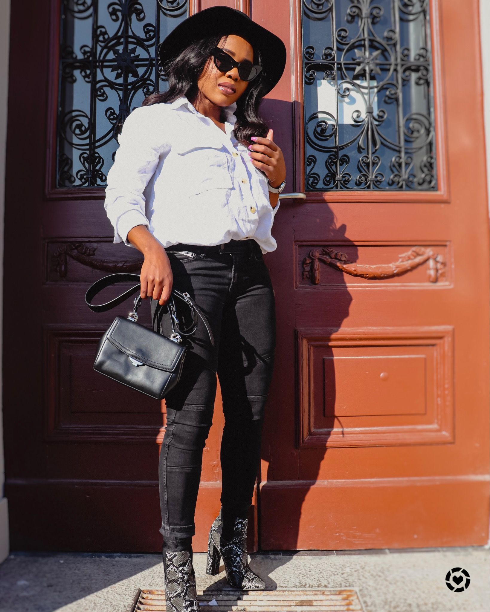 How to wear ankle boots with skinny jeans #skinnyjeansandankleboots #skinnyjeansandankleboots
