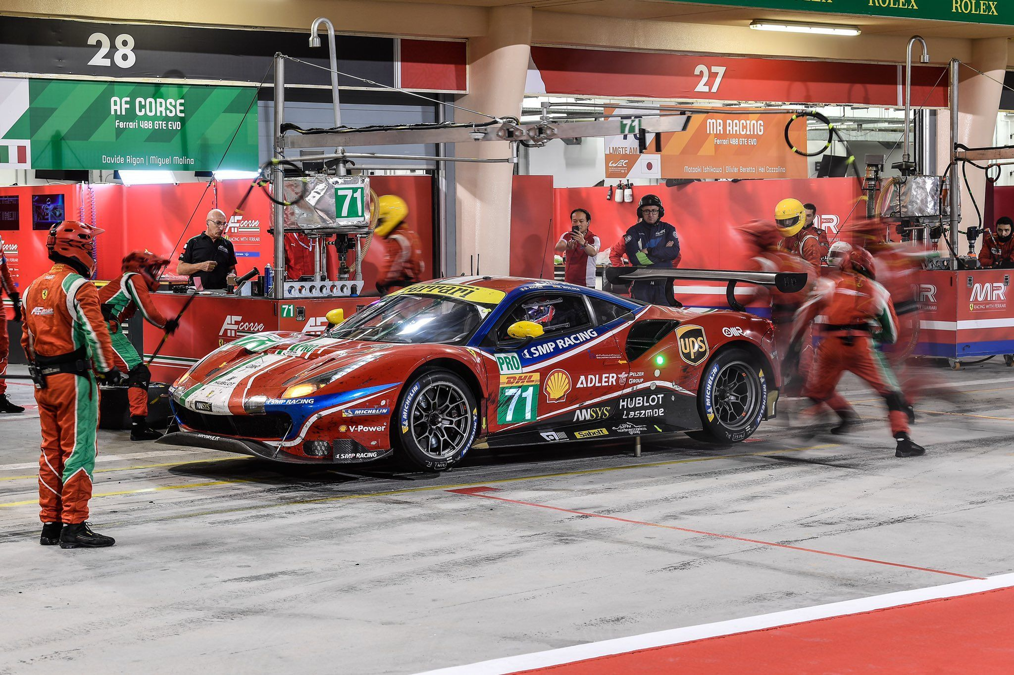 Ferrari Races On Twitter Racing Ferrari Motorsport