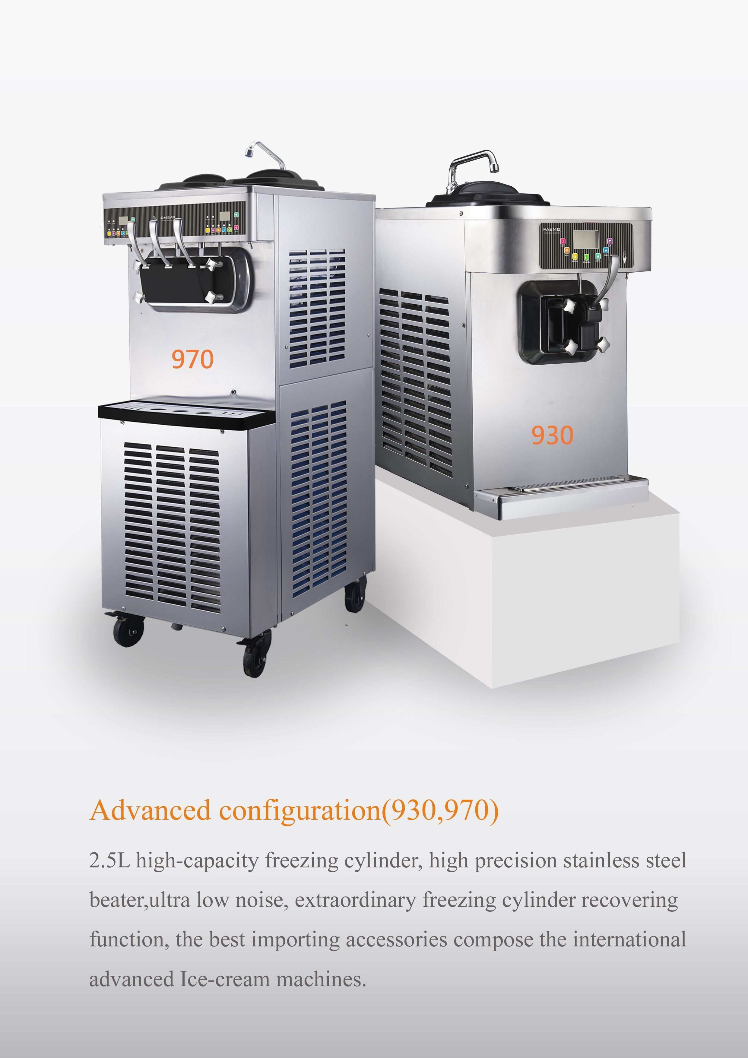 ONLINE SHOPPING FOR ICE-CREAM MACHINES / SUPREME COMMERCIAL QUALITY ...