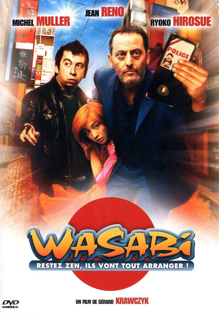 Wasabi Carteles De Peliculas Carteles De Cine Peliculas En