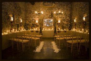 Too Dark Gothic Wedding Venues Southern