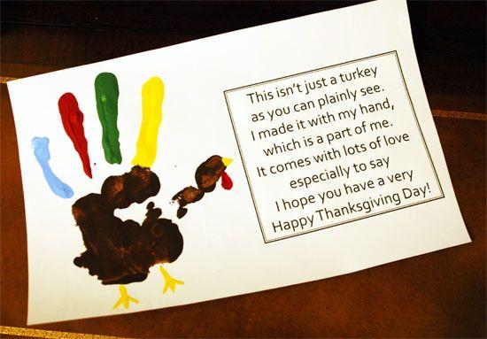 Handprint Turkey: An Easy, Kid-Friendly Thanksgiving Craft