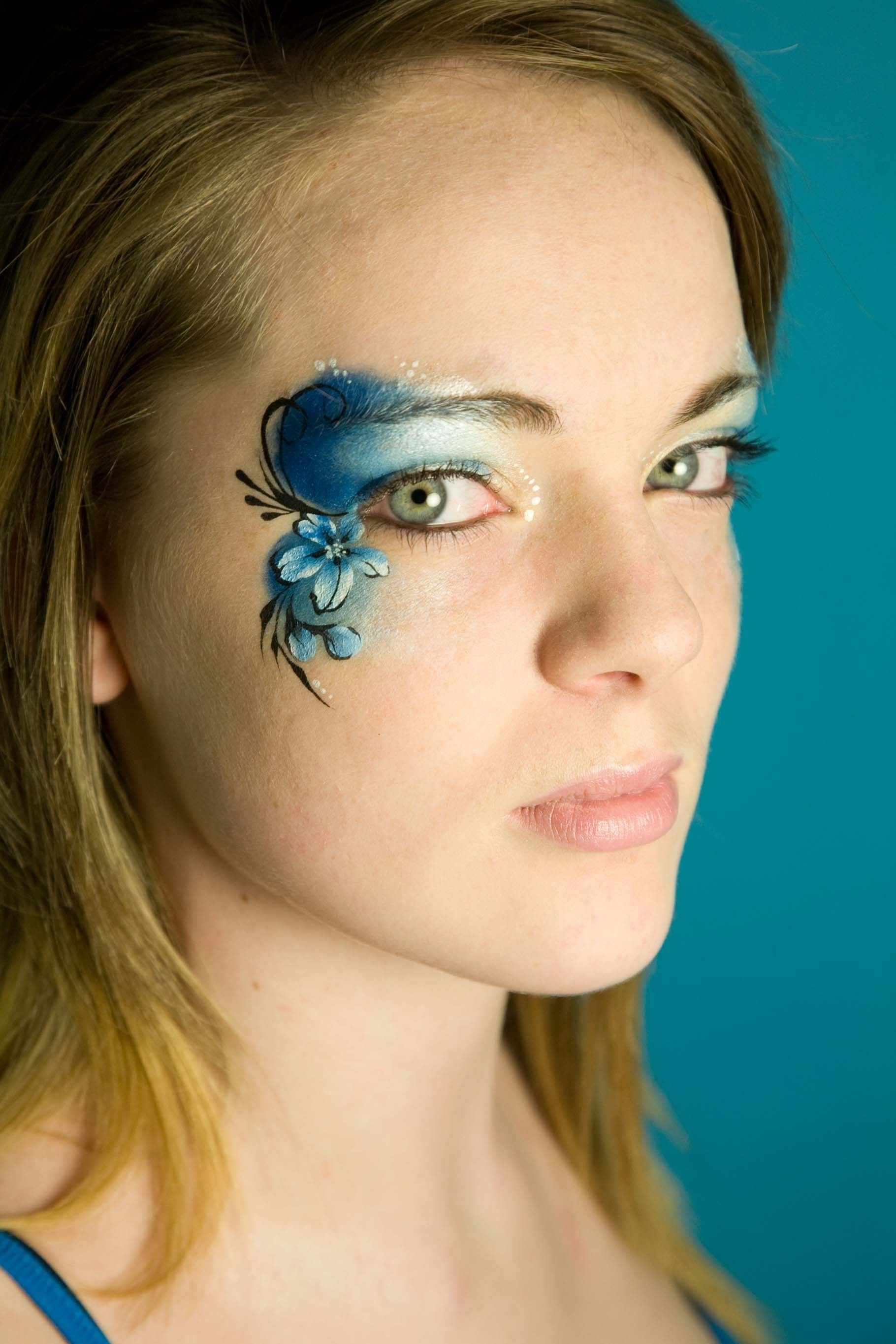 Cool Face Paint Ideas For Adults