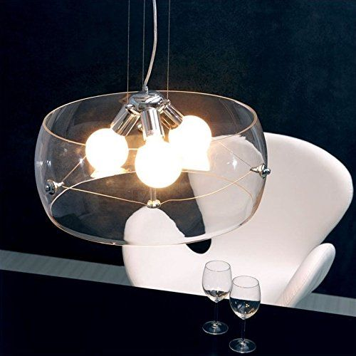 Midcentury modern zuo modern asteroids ceiling lamp clear