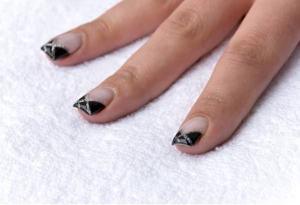 55 Gorgeous French Tip Nail Designs for a Classy Manicure - 55 Gorgeous French Tip Nail Designs For A Classy Manicure Manicure