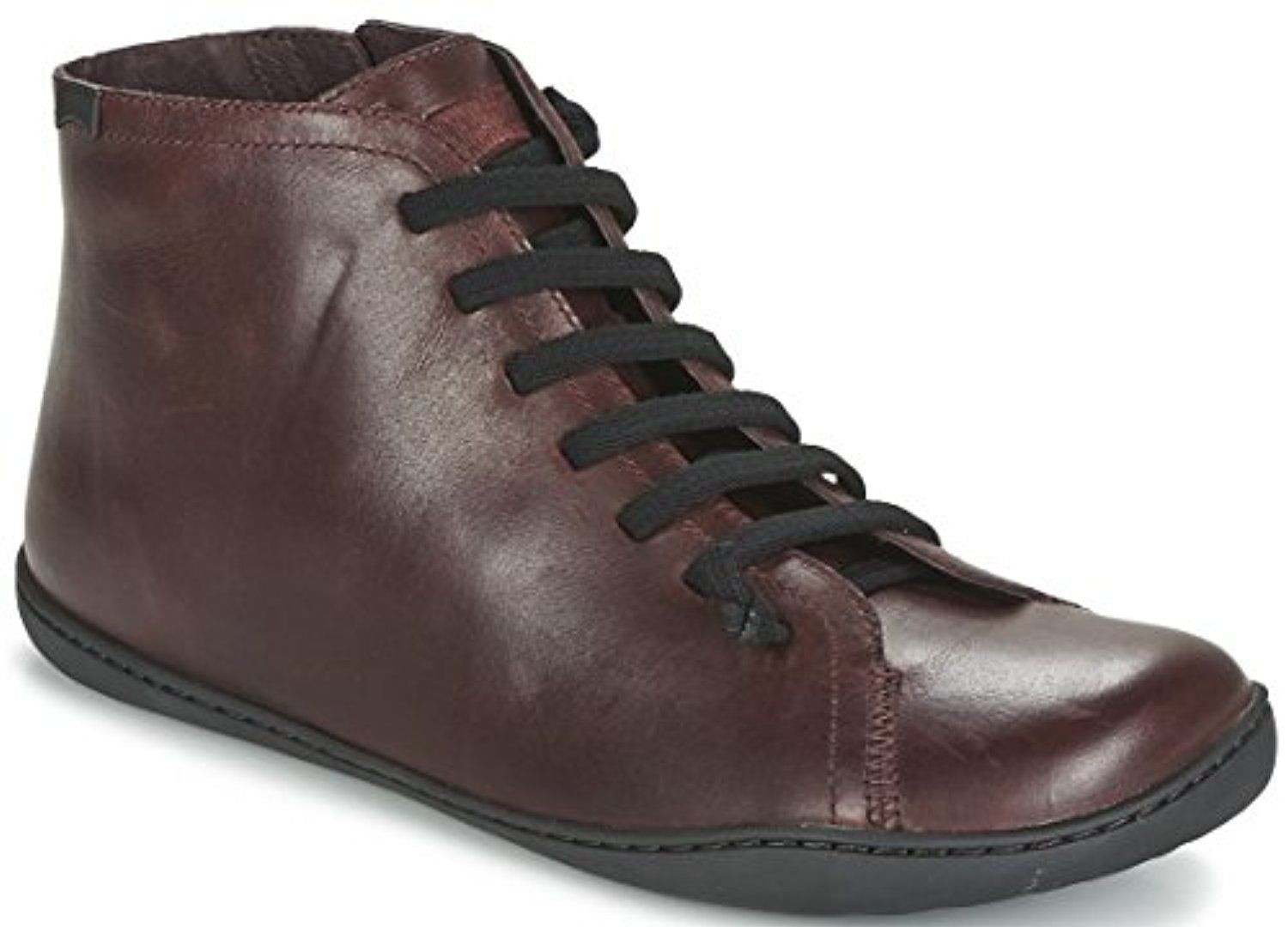 Camper Peu Cami 36411 Brown Black Mens Leather Trainers Shoes Boots 43 Awesome Products Selected By Anna Churchill Boots Mens Leather Trainers Camper Shoes