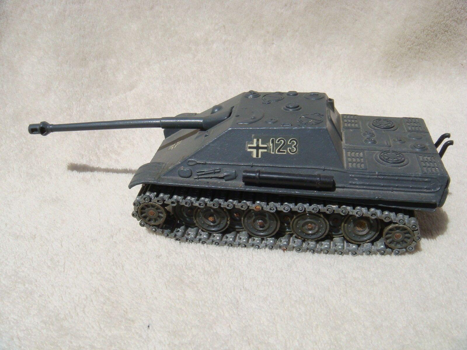 Ancien Jagdpanther 91971 Solido Sur Tank Détails N°228 ; qUMzSVp
