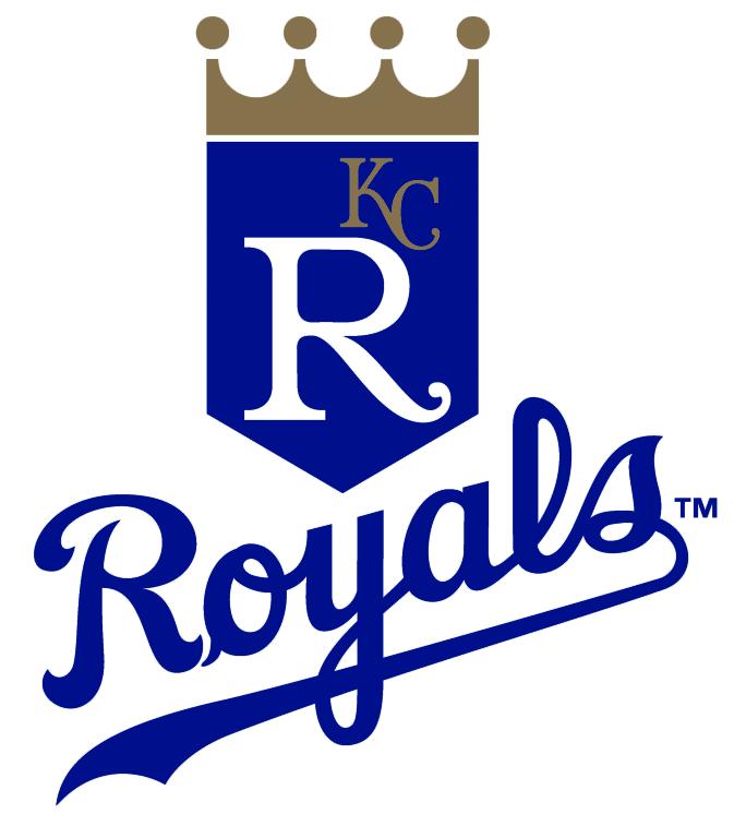 Kansas City Royals Primary Logo Kansas City Royals Logo Royal Logo Kansas City Royals