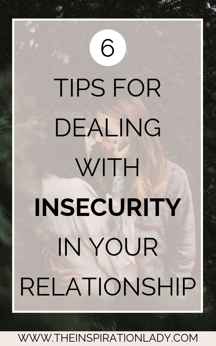 Dealing with insecurity in marriage