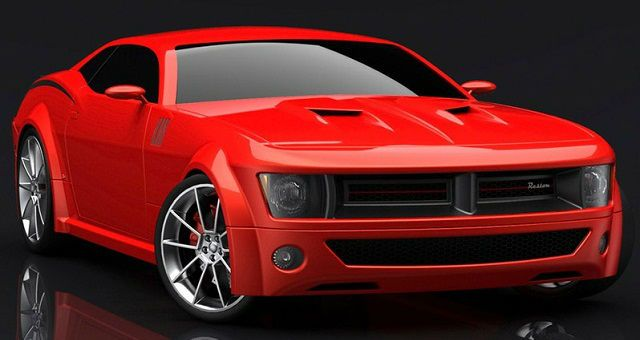 2018 Dodge Barracuda Model | Muscle cars, Concept cars ...
