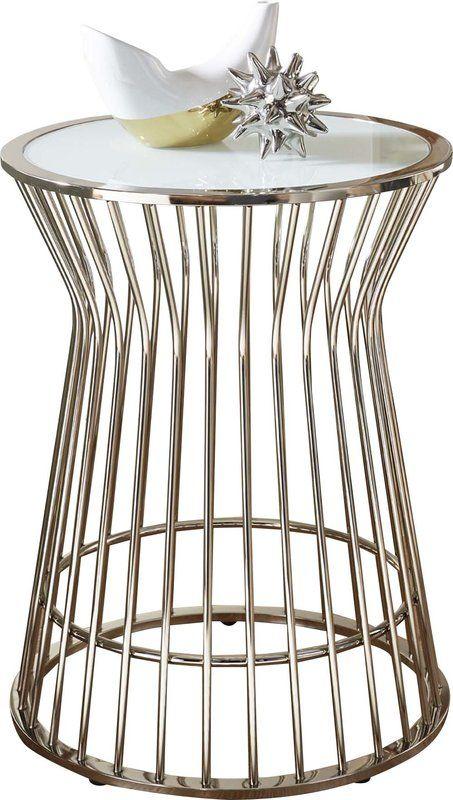End Table Rustic Industrial Furniture Metal Furniture Welded