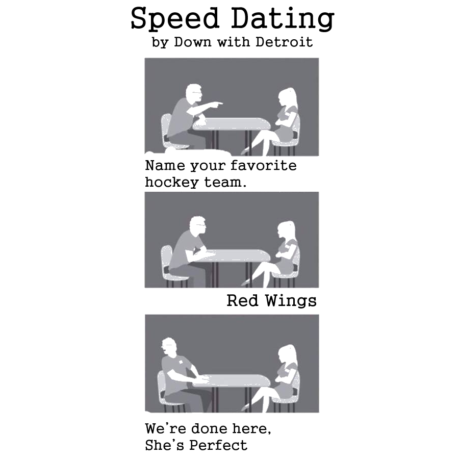 from Willie speed dating detroit