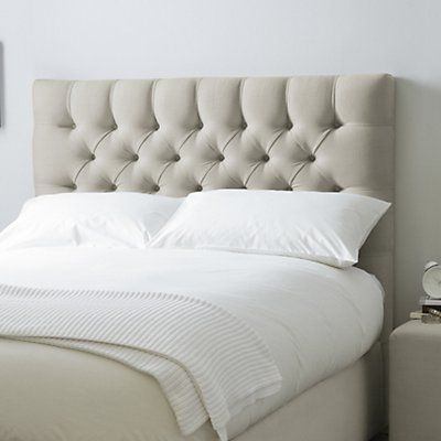 Richmond Cotton Headboard Richmond Collection The White Company Adorable Bedroom Boards Collection