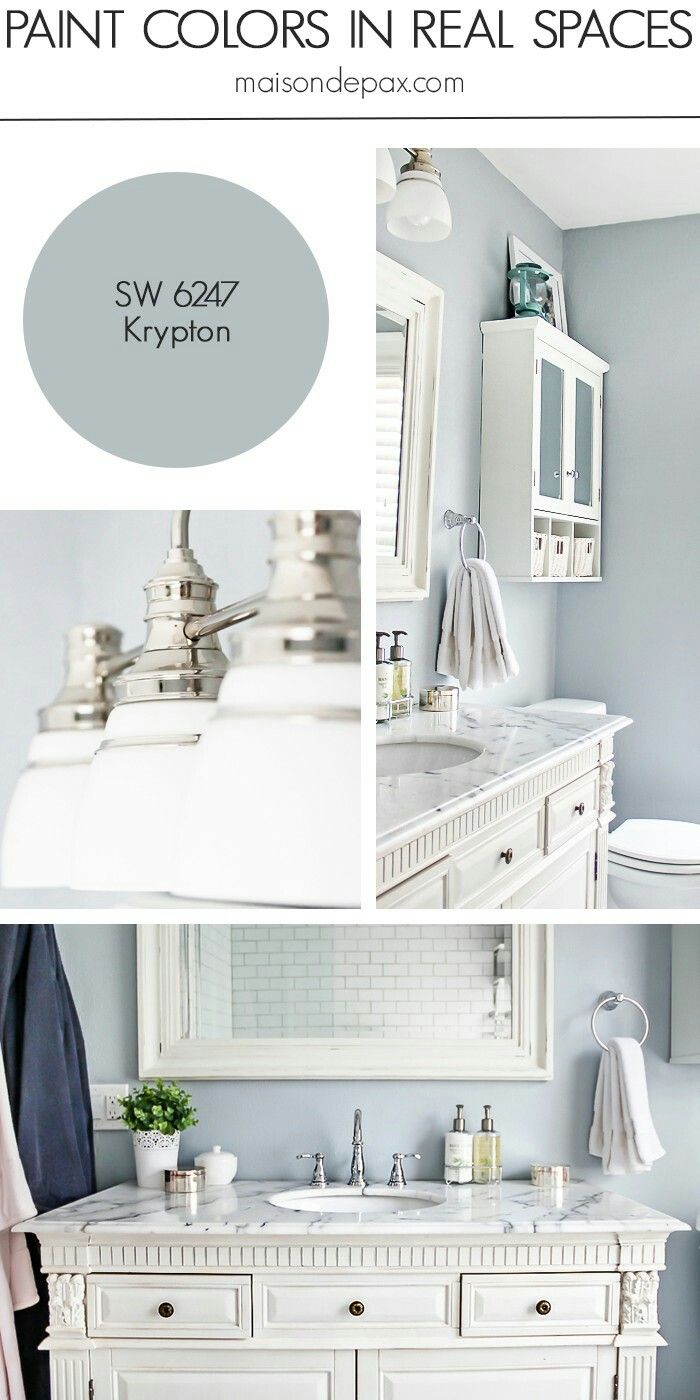 Possibility for master bedroom? | Bathroom | Bathroom paint colors ...