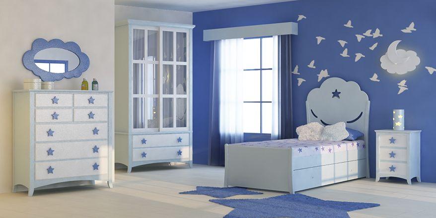 Dormitorios juveniles cl sicos a la moda en sevilla y en for Dormitorios juveniles cordoba