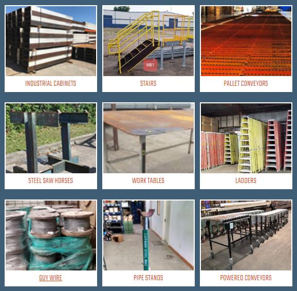Metal Supply Houston Metal Steel Bar Conveyors