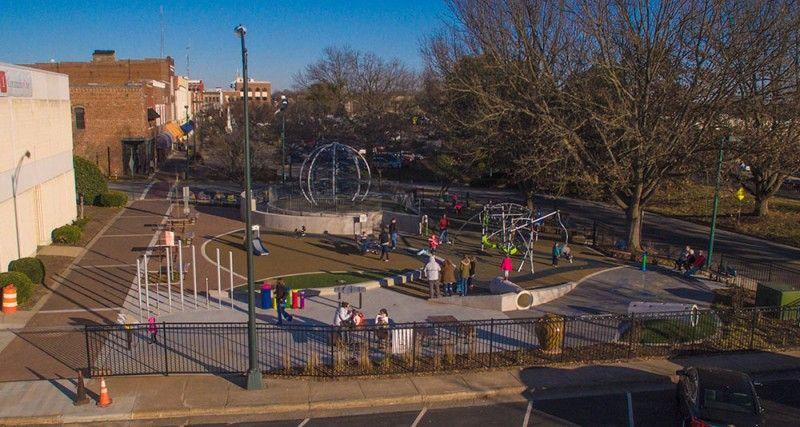 Lowes Foods City Park City of Hickory, North Carolina