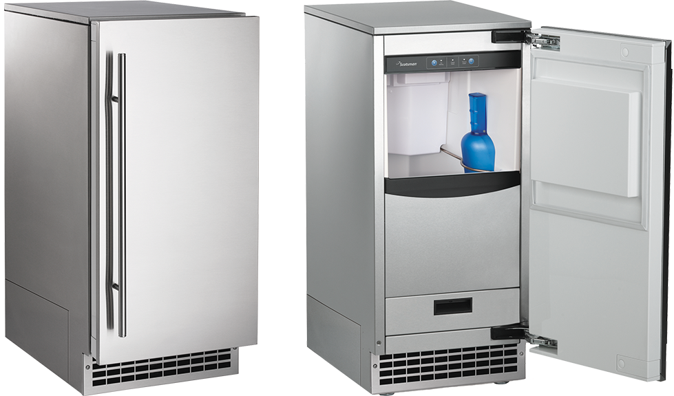 Scotsman Ice Nugget Ice Maker For Home Nugget Ice Maker Ice Machine Sonic Ice Maker