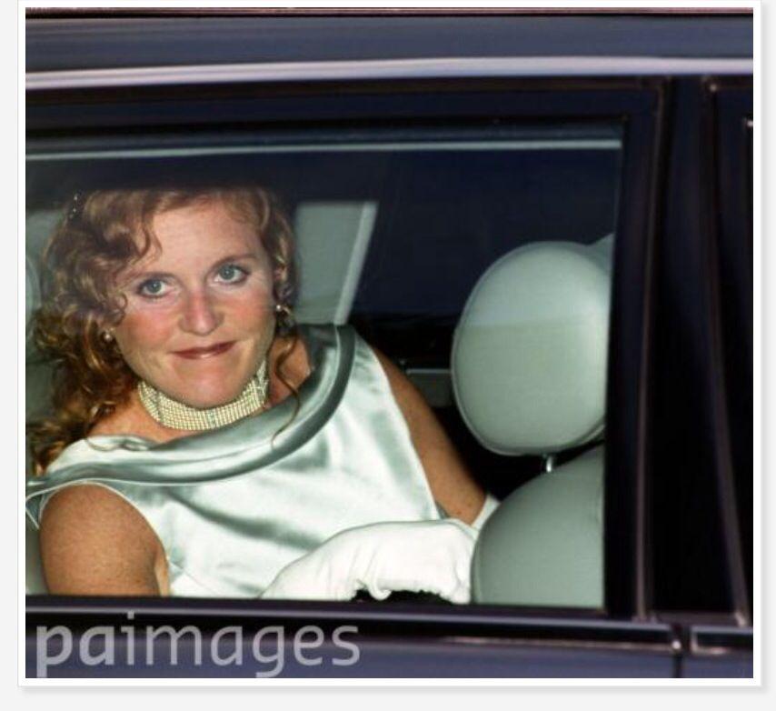 Sarah Ferguson 1999 Windsor