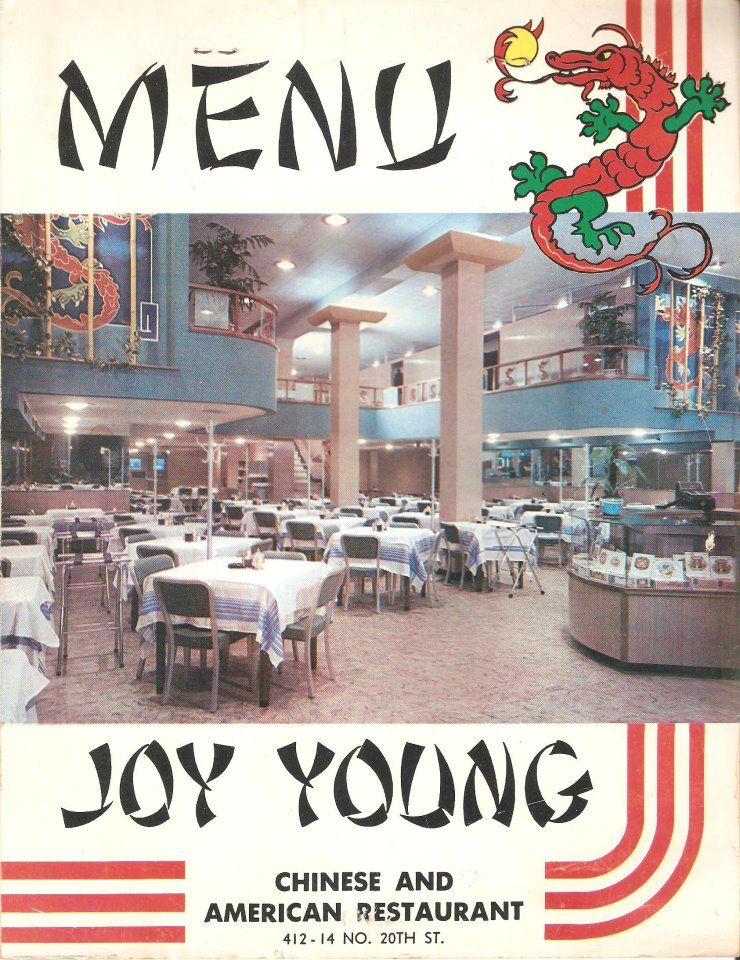 Joy Young S In Downtown Birmingham Menu From 1965 This Place Was The Greatest My Family Love It Birmingham Alabama Sweet Home Alabama Birmingham