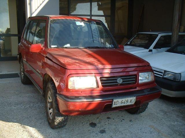 Suzuki Vitara Metano 5 Porte A 3 500 Euro Fuoristrada 30 000 Km Benzina 71 Kw 97 Cv 12 1994 Vehicles Car