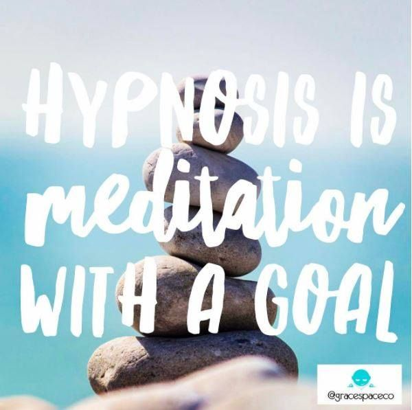 Hypnosis is utilizing the meditative state to achieve a ...