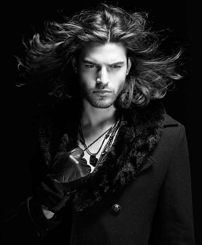 Mario Blanco - he amazes me more and more w/every pic. And that f*ing hair - good god.